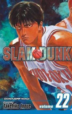 Slam Dunk, Volume 22 by Takehiko Inoue