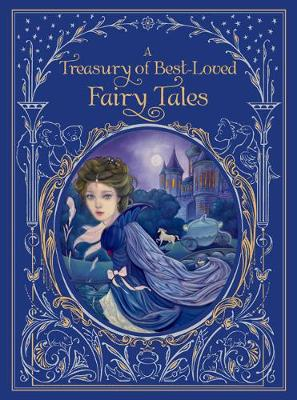 Treasury of Best-loved Fairy Tales, A by Various Authors