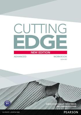 Cutting Edge Advanced New Edition Workbook with Key by Damian Williams