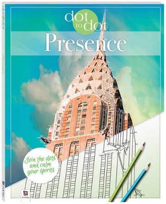 Dot-to-Dot Presence by David Woodroffe