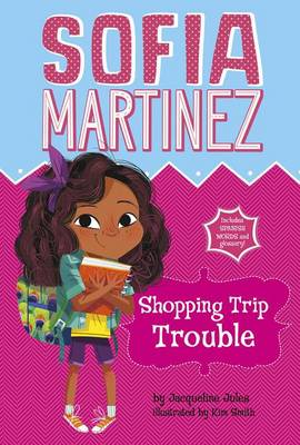 Shopping Trip Trouble by Jacqueline Jules