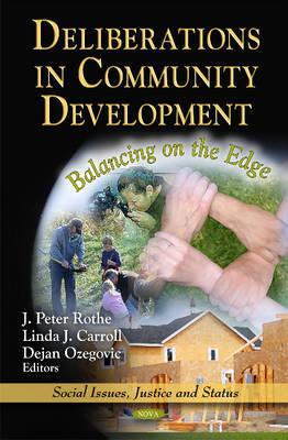 Deliberations in Community Development book