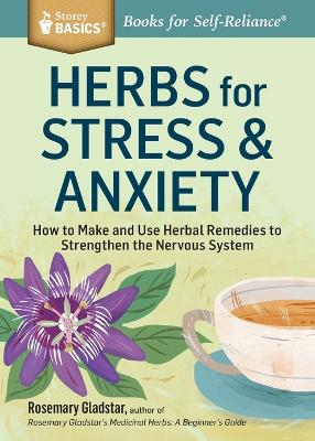 Herbs for Stress & Anxiety book