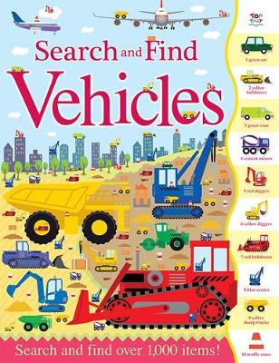 Search and Find Vehicles by Joshua George