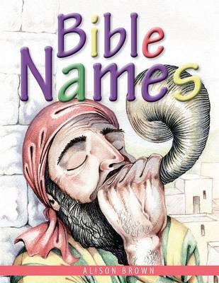 Bible Names book