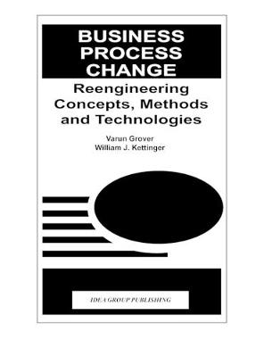 Business Process Change by William J. Kettinger