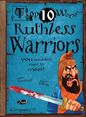 Ruthless Warriors by Fiona MacDonald