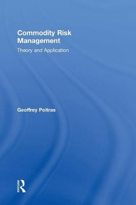 Commodity Risk Management book