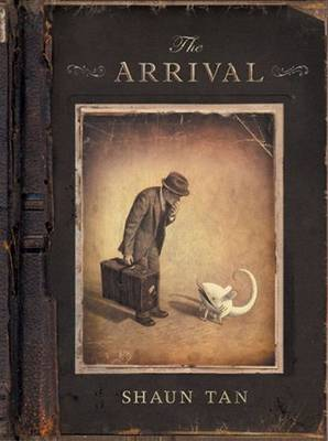The Arrival by Shaun Tan