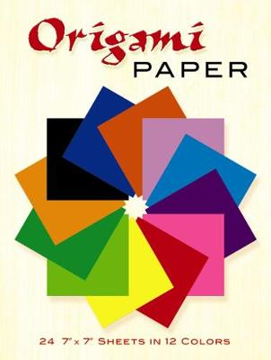 Origami Paper by John Montroll