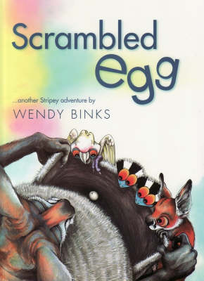 Scrambled Egg by Wendy Binks
