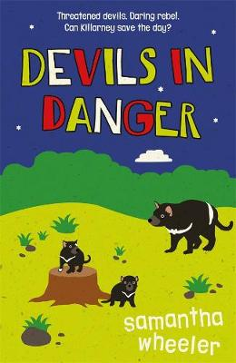 Devils In Danger book