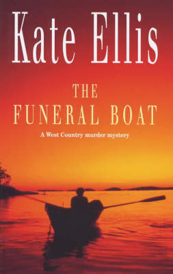 The The Funeral Boat by Kate Ellis