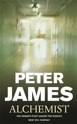 Alchemist by Peter James