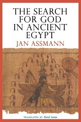 Search for God in Ancient Egypt book