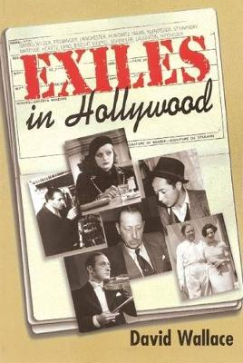 Exiles in Hollywood book