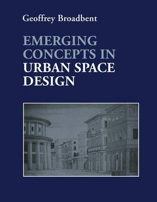 Emerging Concepts in Urban Space Design book