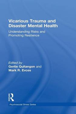 Vicarious Trauma and Disaster Mental Health book