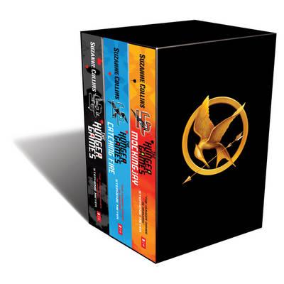 Hunger Games Trilogy Box Set book