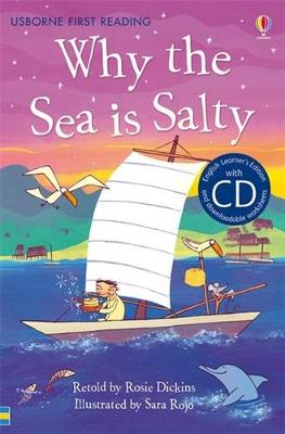 Why the Sea is Salty [Book with CD] by Rosie Dickins