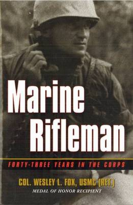 Marine Rifleman book