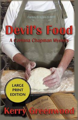 Devil's Food LP by Kerry Greenwood