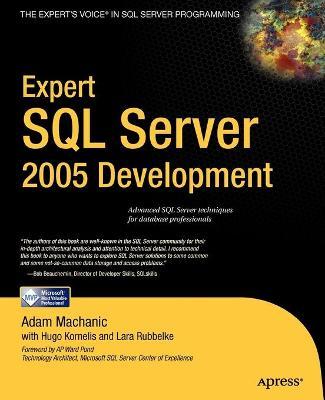 Expert SQL Server 2005 Development by Adam Machanic