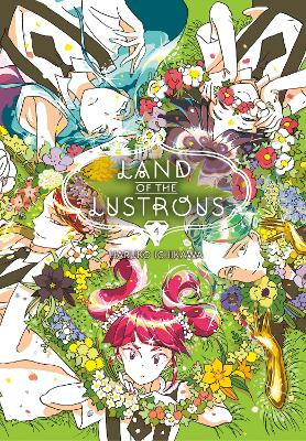 Land Of The Lustrous 4 book
