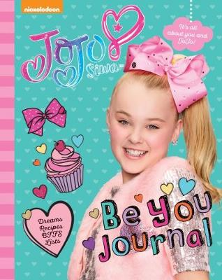 JoJo Siwa Be You Journal book