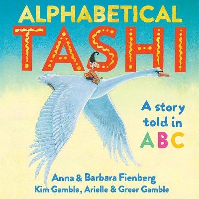Alphabetical Tashi by Barbara Fienberg