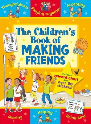 The Children's Book of Making Friends by Kate Davies