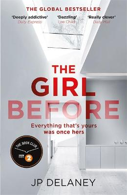 Girl Before by J. P. Delaney