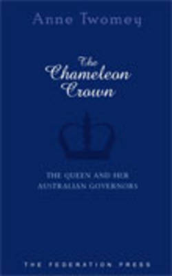 Chameleon Crown by Anne Twomey