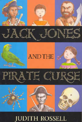 Jack Jones and the Pirate Curse book