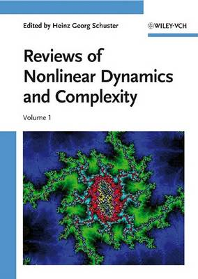 Reviews of Nonlinear Dynamics and Complexity book