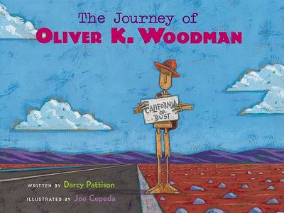 Journey of Oliver K.woodman book