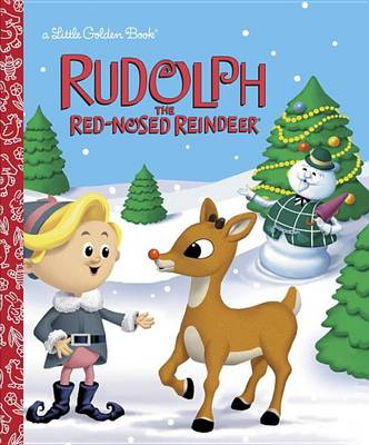 Rudolph the Red-Nosed Reindeer by Golden Books