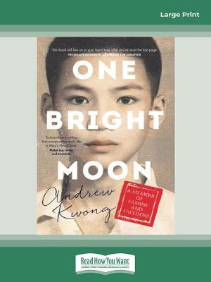 One Bright Moon by Andrew Kwong