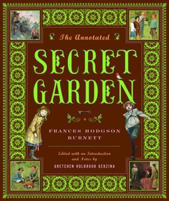 Annotated Secret Garden book