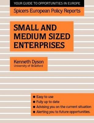 Small and Medium Sized Enterprises book