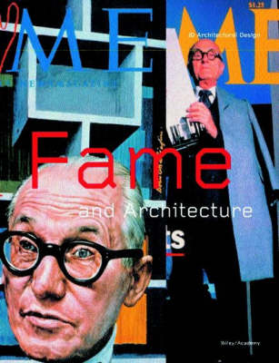 Fame and Architecture by Julia Chance