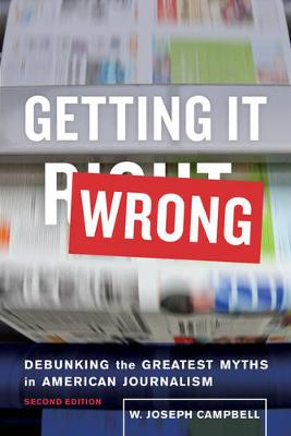 Getting It Wrong book
