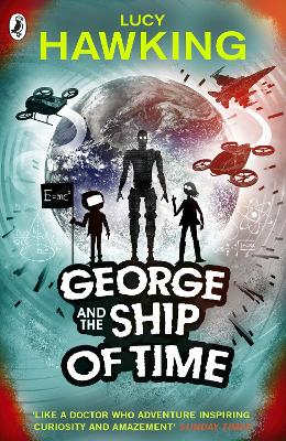 George and the Ship of Time by Lucy Hawking