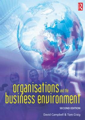 Organisations and the Business Environment book