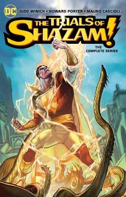 The Trials of Shazam: The Complete Series, The by Judd Winick