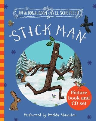 Stick Man Book & CD by Julia Donaldson