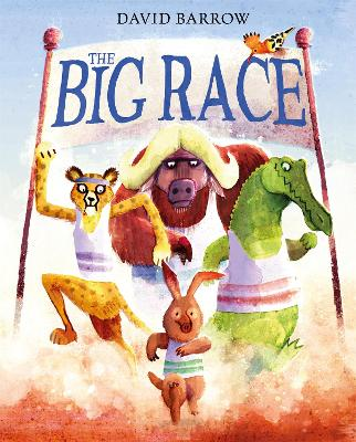 The Big Race by David Barrow