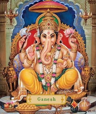 Ganesh: Removing The Obstacles by Insight Editions