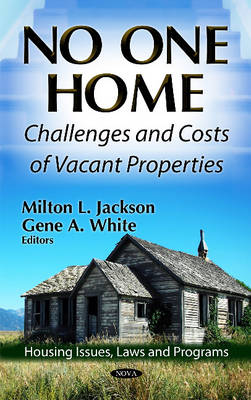 No One Home by Milton L. Jackson
