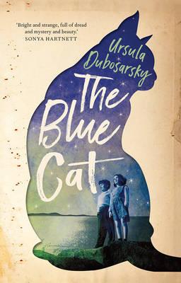 Blue Cat by Skye Melki-Wegner